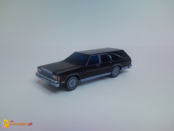 Ford Crown Victoria LTD Funeral