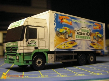 BB05 MB Actros 2544 Hobby