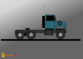 FE2058 FORD L8000
