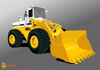 FE3601 INTERNATIONAL 90 PAYLOADER