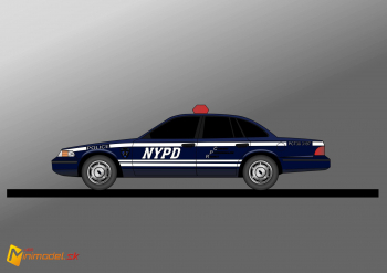 FE3176 FORD CROWN VICTORIA