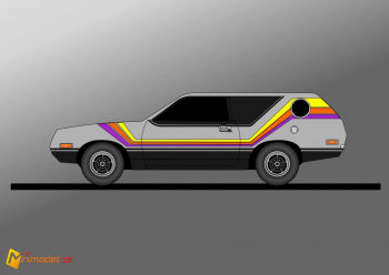 FE3478 FORD PINTO